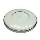 IRIS80 - Schuko (W-1P) weiß glanz