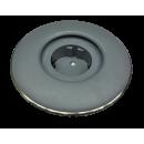 IRIS80 - Schuko (G-1P) grau matt