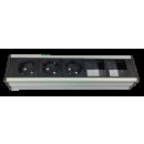 Universal Steckdosenleiste UPD - 1M3P2E