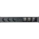 Universal Steckdosenleiste UPD - 1M3P1USBC2-3E