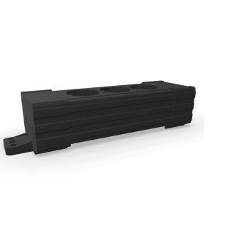 Steckdoseneinbau für Flapbox 3 Schuko - GST18 Anschluß