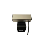 Deskup Steckdosenleiste 2 Schuko, 1 USB Doppelcharger (A + A ports)