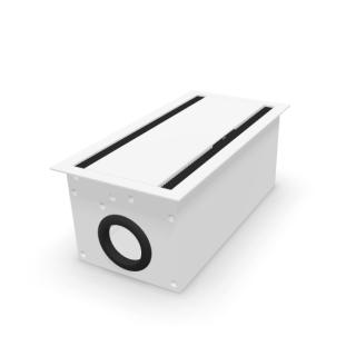Flapbox 300 x 150 mm weiss